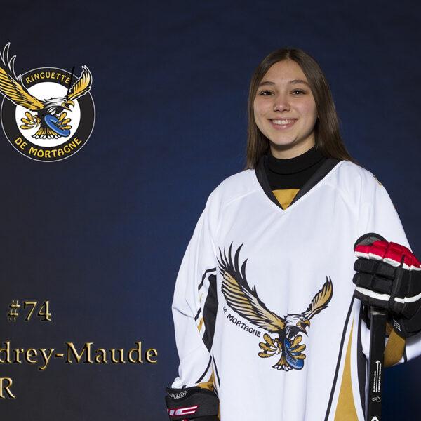 #74 audrey-maude cyr 8x12