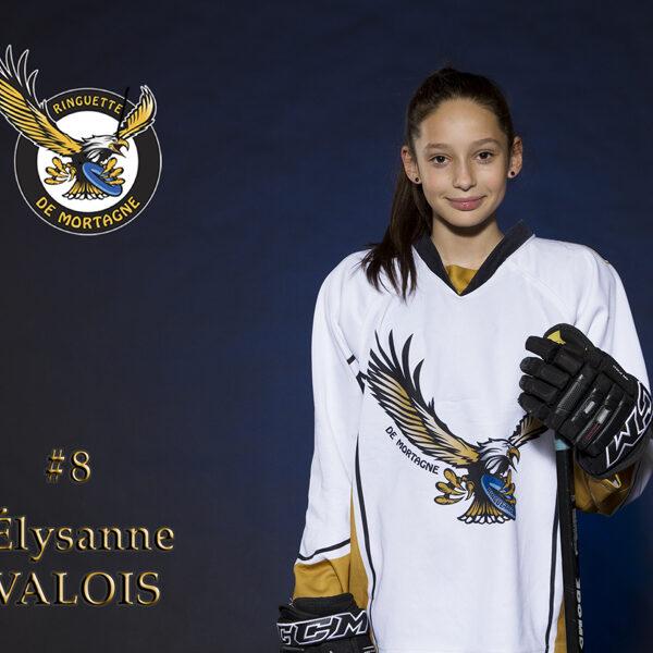 #8 élysanne valois 8x12